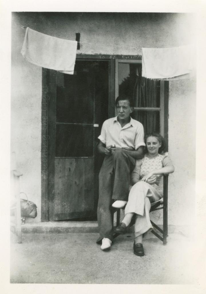 Joan and Harold